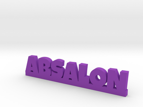 ABSALON Lucky in Purple Processed Versatile Plastic