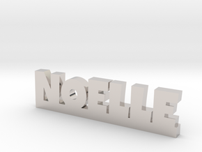 NOELLE Lucky in Rhodium Plated Brass