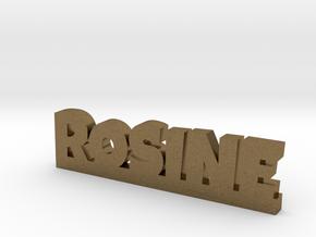 ROSINE Lucky in Natural Bronze