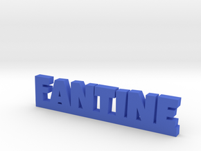 FANTINE Lucky in Blue Processed Versatile Plastic