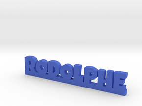 RODOLPHE Lucky in Blue Processed Versatile Plastic