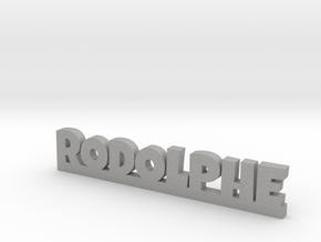 RODOLPHE Lucky in Aluminum