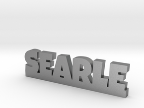 SEARLE Lucky in Natural Silver