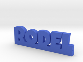 RODEL Lucky in Blue Processed Versatile Plastic
