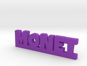 MONET Lucky in Purple Processed Versatile Plastic