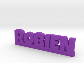 ROBIEN Lucky in Purple Processed Versatile Plastic