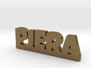 PIERA Lucky in Natural Bronze