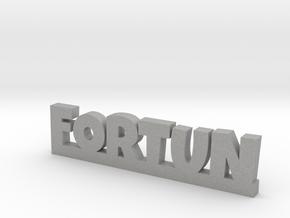 FORTUN Lucky in Aluminum