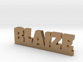 BLAIZE Lucky in Natural Brass
