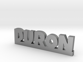 DURON Lucky in Natural Silver
