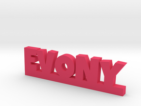 EVONY Lucky in Pink Processed Versatile Plastic