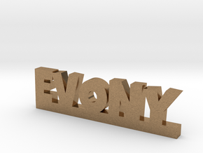 EVONY Lucky in Natural Brass