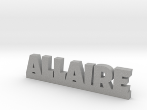 ALLAIRE Lucky in Aluminum