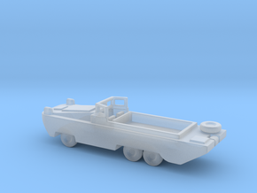 1/220 Scale DUKW in Smooth Fine Detail Plastic