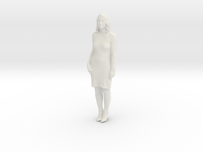 Printle C Femme 383 - 1/24 - wob in White Strong & Flexible