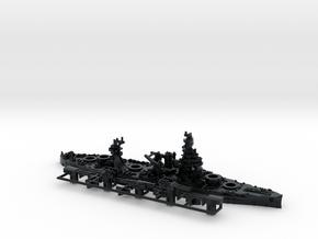 1/1800 USN BB35 Texas[1944] in Black Hi-Def Acrylate