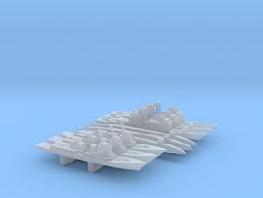 US Modern Warship custom Pack 1, 1/6000 in Smooth Fine Detail Plastic