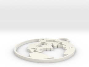 Model-0c6d5e29cedef38aa67de1d5ebbd5d4a in White Strong & Flexible
