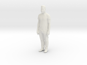Printle C Homme 526 - 1/24 - wob in White Strong & Flexible