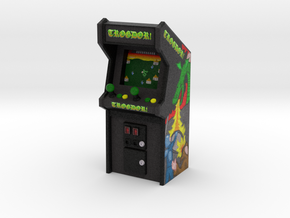 "3 3/4"" Scale Trogdor Arcade Game in Full Color Sandstone: Medium"