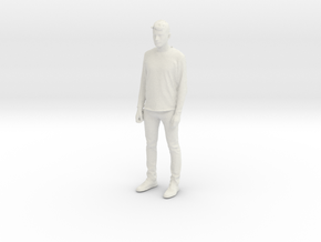 Printle C Homme 547 - 1/24 - wob in White Strong & Flexible