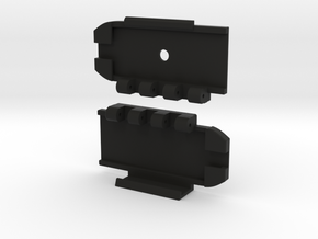 Canon Strap Clamp in Black Natural Versatile Plastic
