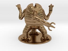 Xorn Miniature in Natural Brass: 1:60.96