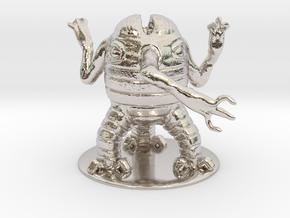Xorn Miniature in Platinum: 1:60.96