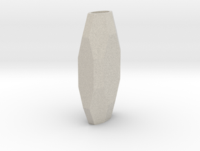 Octahedron in Natural Sandstone