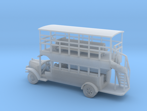 OmniBus Z Scale in Smooth Fine Detail Plastic