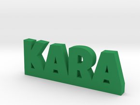 KARA Lucky in Green Strong & Flexible Polished