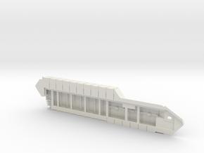 1:18 BUSK LEFT ERA panels in White Natural Versatile Plastic