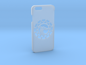 iPhone 6 Case, Historical Viking Wolf Head in Smooth Fine Detail Plastic