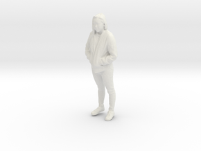 Printle C Femme 135 - 1/43 - wob in White Strong & Flexible