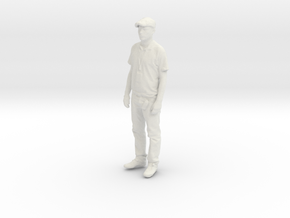 Printle C Homme 071 - 1/43 - wob in White Strong & Flexible