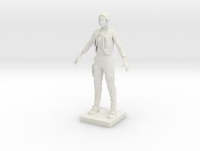 Printle V Femme 478 - 1/12 in White Natural Versatile Plastic