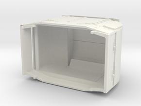 B-1-48-protected-simplex in White Natural Versatile Plastic