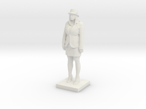 Printle C Femme 132 - 1/32 in White Strong & Flexible