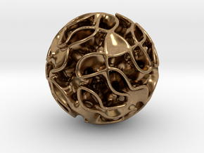 Color lidinoid in Natural Brass