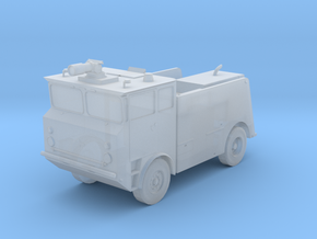 1:144 Scale Oshkosh MB-5 Navy Fire Truck (Updated! in Frosted Ultra Detail