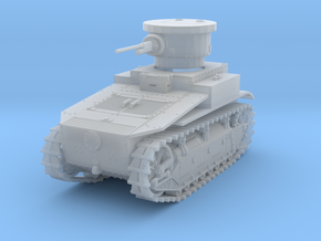 PV19D T1E2 Light Tank (1/ 72) in Smooth Fine Detail Plastic