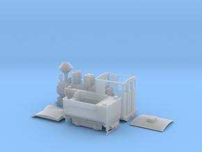 WEM Nr.1 Graf Arnim / DR993301 0e/f 1:45 in Smooth Fine Detail Plastic