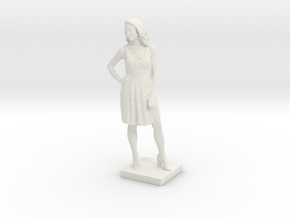 Printle C Femme 143 - 1/32 in White Strong & Flexible