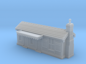 CO22 Consall Station in Smooth Fine Detail Plastic