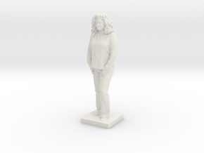 Printle C Femme 169 - 1/32 in White Natural Versatile Plastic