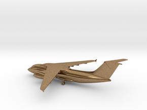 Antonov An-158 in Raw Brass: 1:285 - 6mm