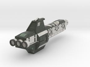 Kor-Lang 'Dominator' Class XII Destroyer in Full Color Sandstone