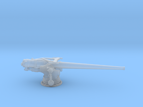 1/160 USN 5 inch/ 51 Deck Gun in Smooth Fine Detail Plastic
