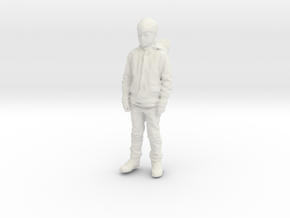 Printle C Kid 069 - 1/24 - wob in White Natural Versatile Plastic