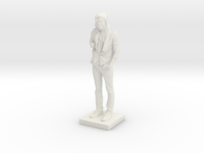 Printle C Homme 014 - 1/32 in White Strong & Flexible